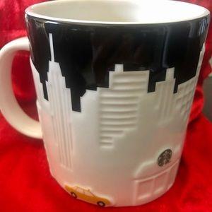 New Starbucks New York City Collector Mug